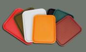Winco FFT-1418K Fast Food Tray, 36cm by 46cm , Black