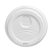 Dixie Foods Dome Lids, 350ml, 50/Pack