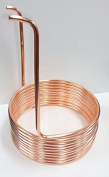 Home Brew Copper Immersion Wort Chiller - 7.6m