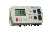 Milwaukee MC122 pH Controller with Mounting Kit, 0.0 to 14.0 pH, +/-0.2 pH Accuracy