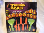 Pumpkin Masters 26 Pc Carving Party Kit