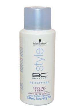 BC Bonacure Styling Treat Shine Spray Glissance, 100ml
