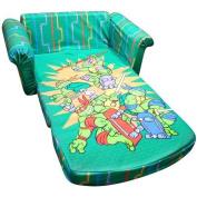 Teenage Mutant Ninja Turtle Flip Open Sofa Lounger Chair Tmnt