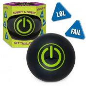 Geek Speak Magic Ball Novelty Gag Gift