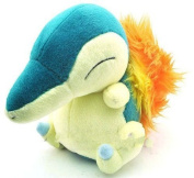 ThinkMax Super Cute! 17cm Pokemon Cyndaquil Plush Toy Soft Doll toy for Kids
