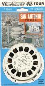 ViewMaster - San Antonio, Texas - 3 reels - 21 3D images - NEW
