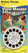ViewMaster Mickey Mouse - The World of Disney - 3Reel on Card - Unopened and New