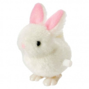 FUZZY BUNNY WIND-UP 6 Pack