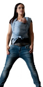ByKay Denim Carrier Size 7 Stone Washed