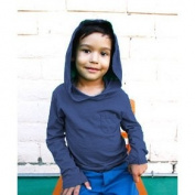 Joah Love Noah Light Hoodie in Navy, 10