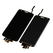 Black LCD Screen + Digitizer Touch Lens Panel Assembly for LG Optimus G2 D800 D801 D803 +Tools