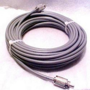 30m RG8X COAX CABLE for CB / Ham Radio w/ PL259 Connectors - Workman 8X-100-PL-PL-A