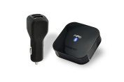 HomeSpot NFC-enabled Bluetooth Audio Receiver for Car Audio