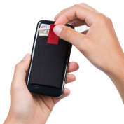Distill Union - Wally Stick-On Universal Wallet for iPhone, for Samsung , HTC, Nexus