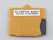 tinxi® MASD-1 adapter Micro-SD card to OLYMPUS xD-Picture Card Converter
