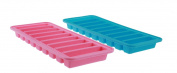 Silicone Baby Food Freezer Tray - Mixed Pack
