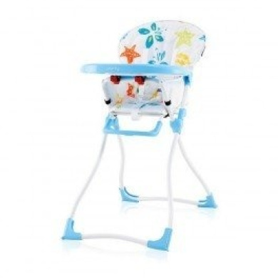 Chipolino High Chair Party (Sky Blue)