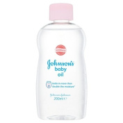 Johnsons Baby Oil 50% Extra