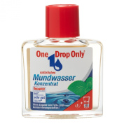 5Pack One Drop Only Mouthwash Concentrate 5x 25ml