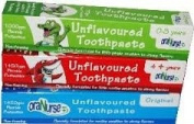 OraNurse Unflavoured Toothpaste 50ml - 0-3 Years