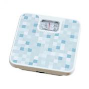 Premier Housewares Mosaic Bathroom Scale - Blue