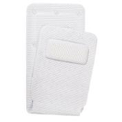 Anti Slip Bath Mat with Cushion Antibacterial And anti-microbial Foamed PVC 36.5X125 cm SPA