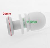 4 x Replacement Shower Door Rollers/Runners/ Wheels 20mm in diameter K014