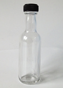 65 Miniature 50ml Glass Spirit Bottles