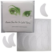 Professional Eye Protection Foam Pads For Eyelash Tinting with Refectocil type tints