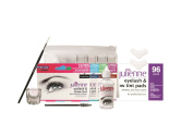 Julienne Eyelash and Eyebrow 8 Piece Tint Kit