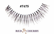 Red Cherry 100% Human Hair Eyelashes #747s