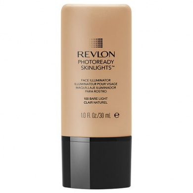 Revlon PhotoReady Skinlights Face Illuminator, 100 Bare Light, 30ml