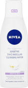 NIVEA Daily Essentials Sensitive 3-in-1 Micellar Cleansing Water 200 ml