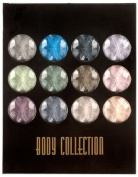 Body Collection Pull Out Cosmetic Compact