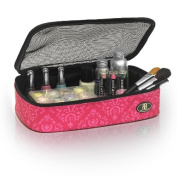 Beauty Makeup Bag Imperial Pink Large Star Professional Cosmetics Holder