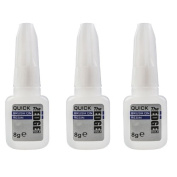 The Edge Nail Quick Brush On Resin 8 g - Pack of 2