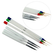 Restly(TM) Nail Art Pen Brush Painting Drawing Liner