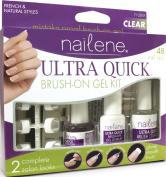 Nailene Ultra Quick Brush On Gel Kit