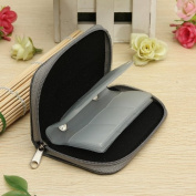 22 slots Pouch Holder For Micro Memory SD SDHC MMC CF Card Case