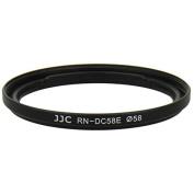 JJC RN-DC58E 58mm Thread filter Adapter for Canon PowerShot G1X MK2
