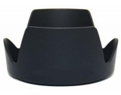 Maxsimafoto® Compatible EW-73C Lens Hood for Canon EF-S 10-18mm f/4.5-5.6 IS STM Lens