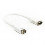 Apple Mini DVI to HDMI adapter cable by Neet®
