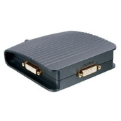 Ex-Pro® 2 Port DVI Switch for LCD/TFT/HDTV, conect 2 devices for output.