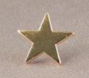 Metal Enamel Pin Badge Brooch Gold Star
