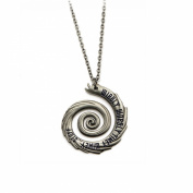 Doctor Who 60cm Wibbly Wobbly Timey Wimey Pendant Necklace