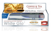 White Glo Coffee + Tea Drinkers Formula Whitening Toothpaste