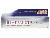 Rembrandt Plus Premium Whiteningtoothpaste With Peroxide, Fresh Mint, 80ml