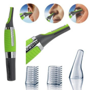 Discoball All in One Nose Ear Sideburns Neck Nasal Eyebrow Hair Trimmer Clipper Remover