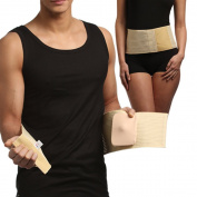 UMBILICAL HERNIA BELT, Abdominal Binder, Navel Truss with Removable Bandage, Support Wrap