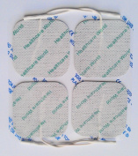 Tens Electrodes Pads 24 Tens Pads by Healthcare World for TPN Tenscare NeuroTrac Flexi Tens machines